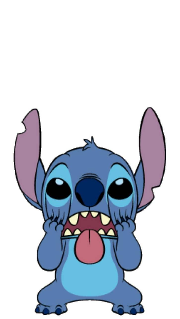 Funny Stitch Wallpapers Top Free Funny Stitch Backgrounds Wallpaperaccess Lilo And Stitch Drawings Stitch Drawing Cute Cartoon Wallpapers