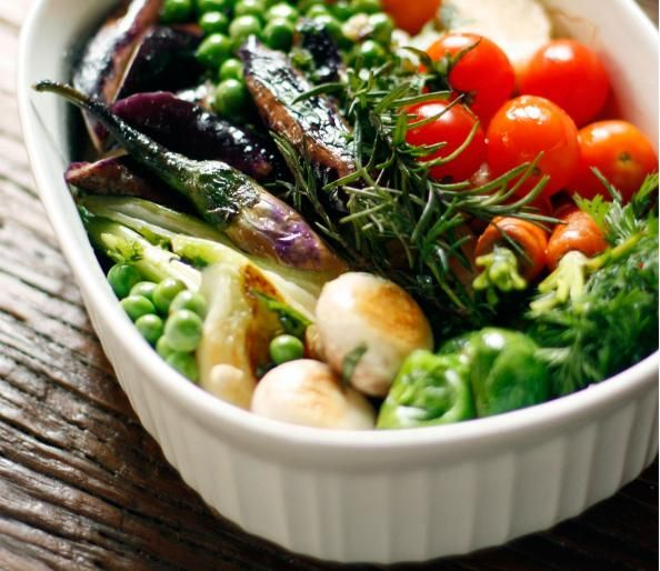 How to Crave More Vegetables New research says you can rewire your brain to crave a healthier diet.