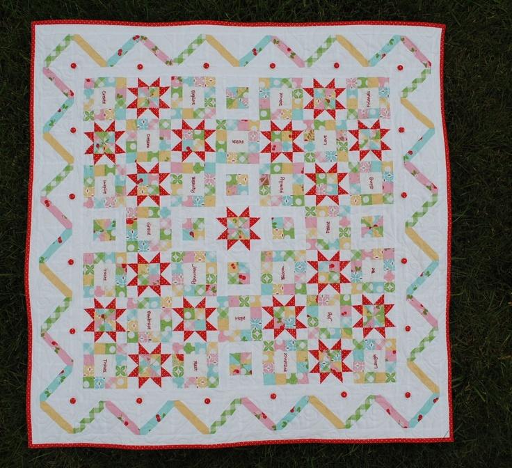 57 best quilt patterns free images on Pinterest | Quilting ideas ... : free star quilt pattern - Adamdwight.com
