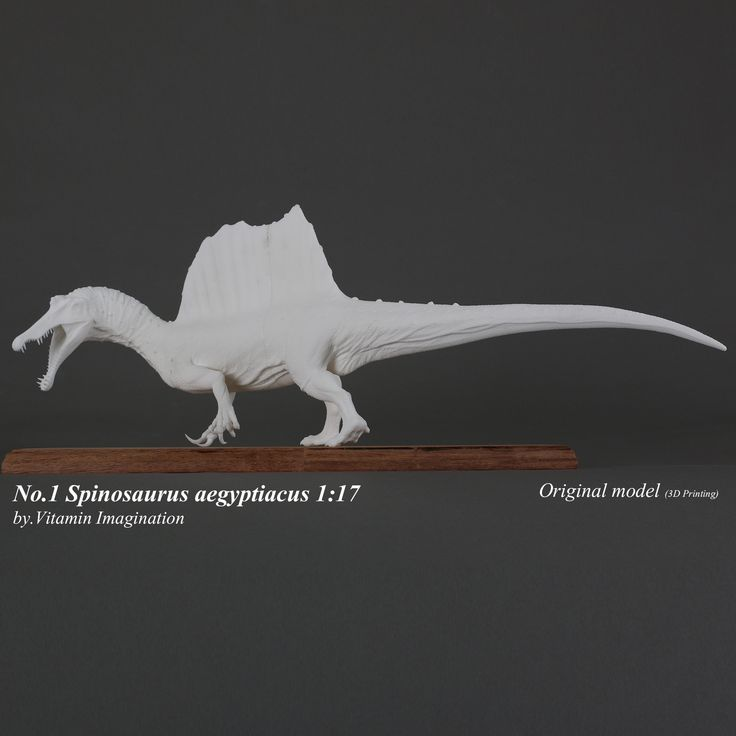ArtStation - [No.1 Spinosaurus aegyptiacus 1:17 resin kit by.Vitamin Imagination], Vitamin Imagination