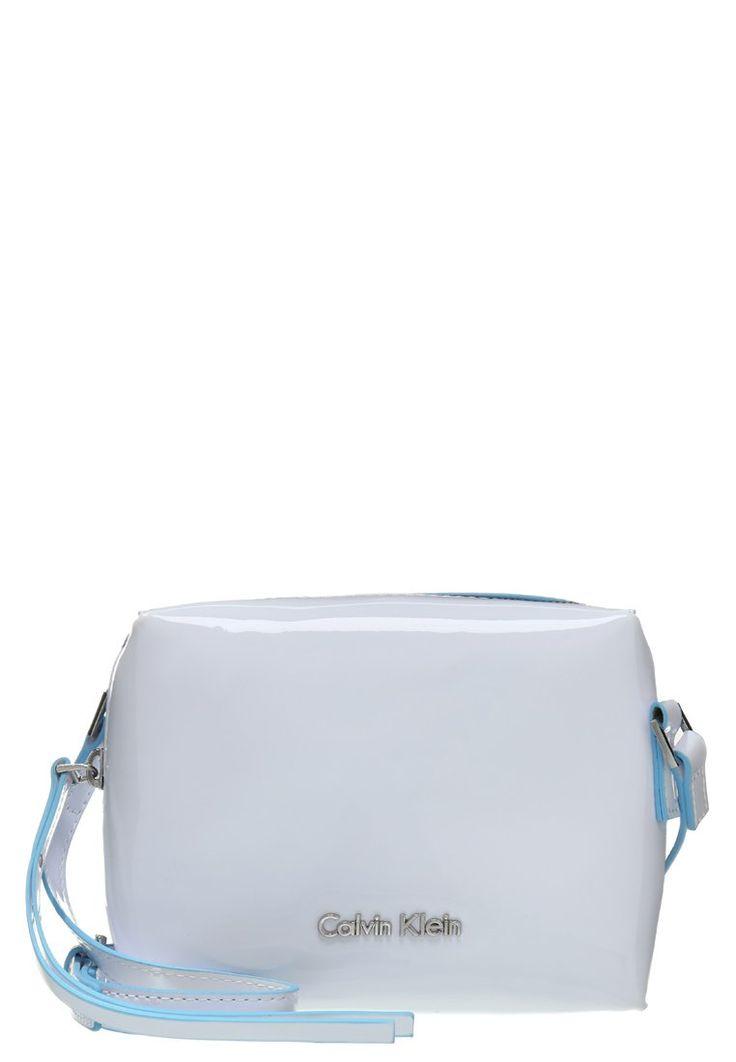 Calvin Klein Jeans FLOW  Torba na ramię white