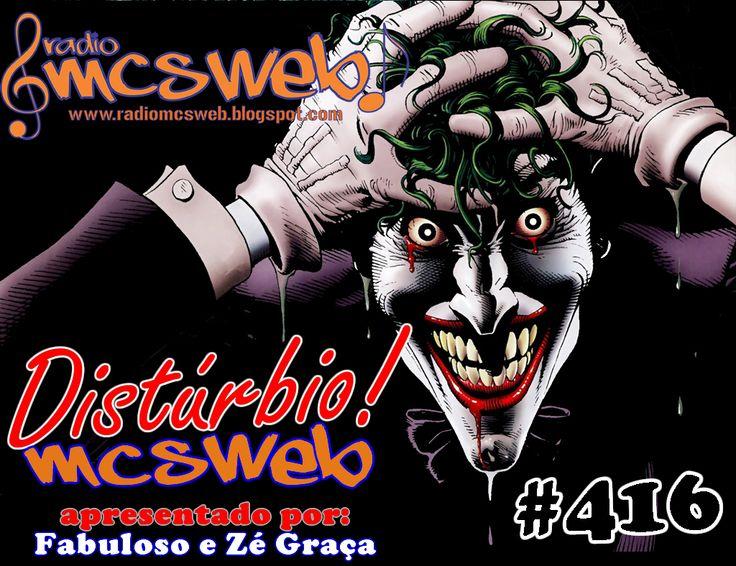#416 Distúrbio MC's Web http://radiomcsweb.blogspot.com.br/2015/01/416-disturbio-mcs-web.html