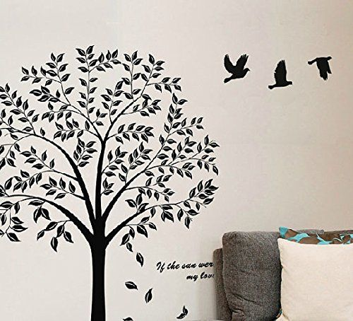 383 best images about wall decals on pinterest diy wall. Black Bedroom Furniture Sets. Home Design Ideas