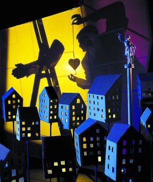'El príncipe feliz' abre esta tarde el ciclo de Teatro en Familia