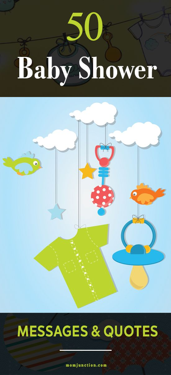 Top 50 Baby Shower Messages And Quotes