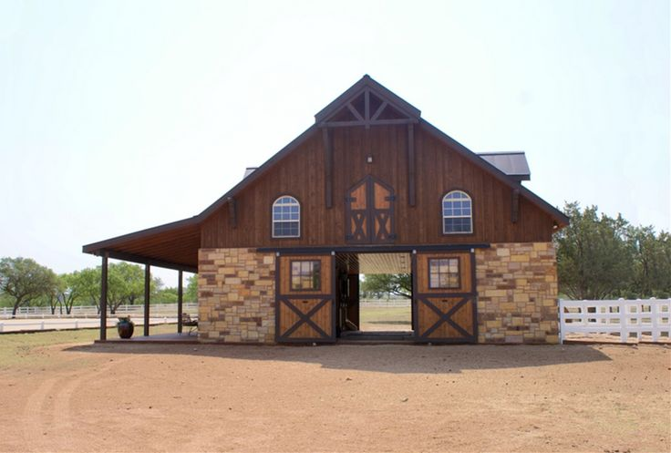 78 best horse barn w apartment images on pinterest for Horse barns with apartments plans