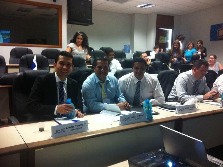 Reunión de Presidentes Nacionales JCI 2013
