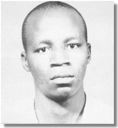 Solomon Mahlangu - 'My blood will nourish the tree that will bear the fruits of freedom. Tell my people that I love them. They must continue the fight.' Amaaandla!