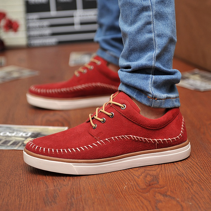 Lumberjack Mens High Quality Casual Shoes
