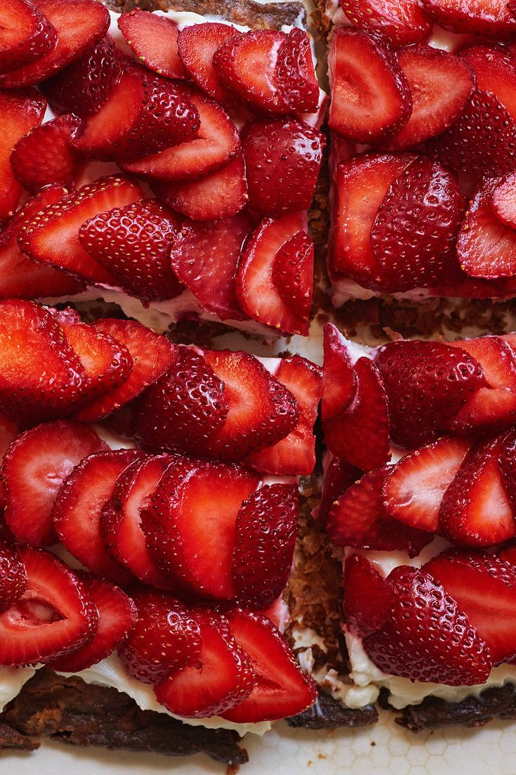 NYT Cooking: Our 20 Most Popular Strawberry Recipes