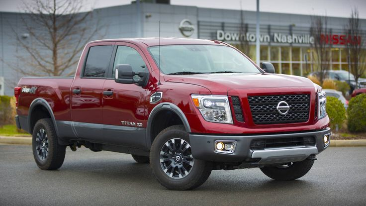 Check out the new Nissan's new Titan XD starts at $41,485. #nissan #truck