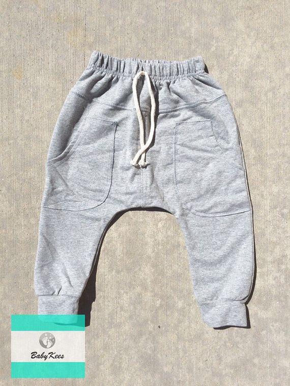 Poco chicos corredores pantalones del Harem de chicos por Babykees