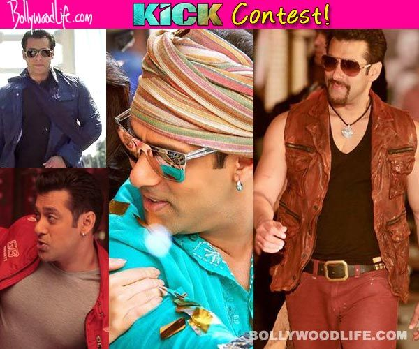 Kick contest: Here's how you can dress like Salman Khan!