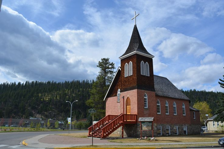 Jasper Lutheren Church  Jasper, Alberta
