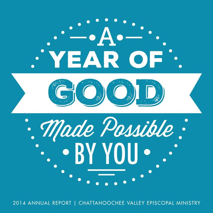 Annual Report of the Chattahoochee Valley Episcopal Ministry, a nonprofit in Columbus, GA
