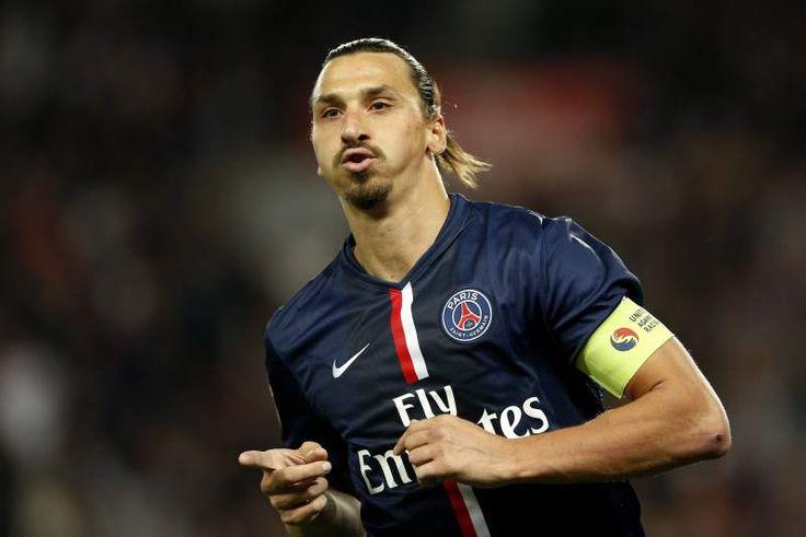 3.- Zlatan Ibrahimović (91 puntos)