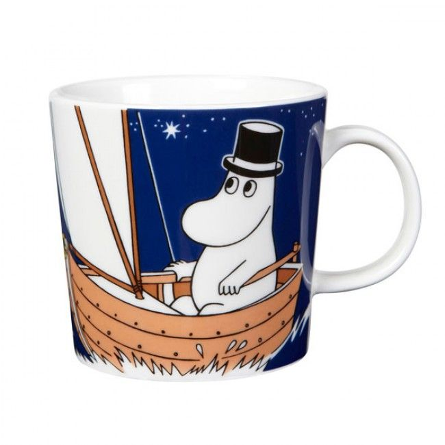 Moominpappa darkblue. Available between 2014 - continued
