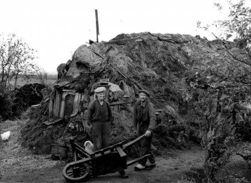 Plaggenhut 1947