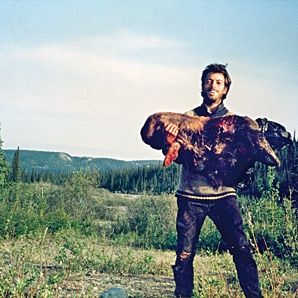 Chris mccandless journey in the wild on the cold