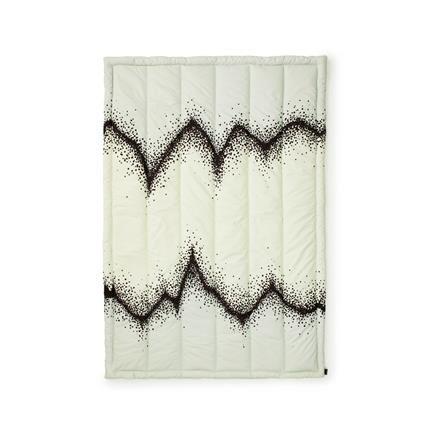 Sprinkle tæppe, mint, Anne Lehmann, Normann Copenhagen