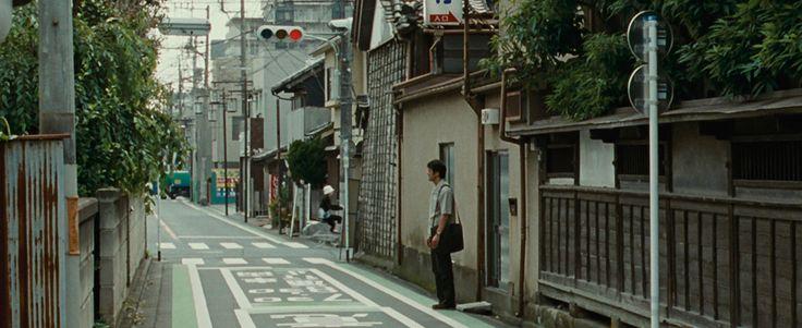 AFTER THE STORM. Dir H. Kore-Eda