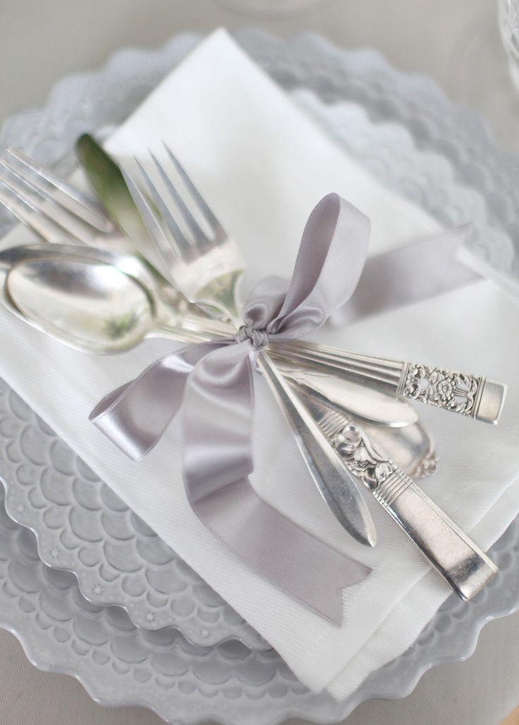 Wedding Place Setting Ideas | Decozilla