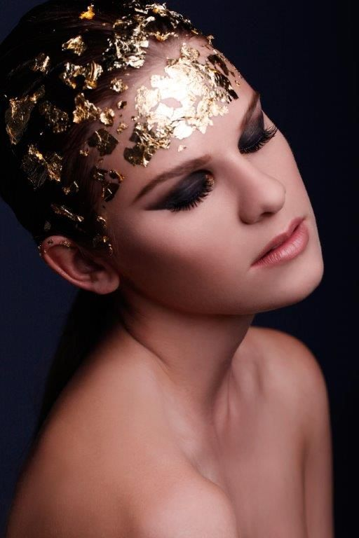 Wasp Lashes and Perth MOdeling Academy Model  http://www.wasphair.com/shop/