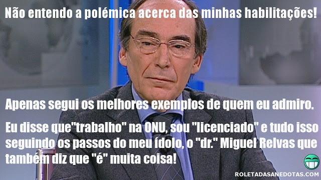 "Polémica Artur Baptista da Silva, ""consultor"" da ONU"