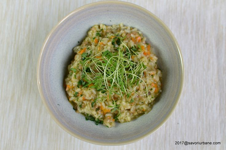 reteta pilaf de orez cu ciuperci si morcov