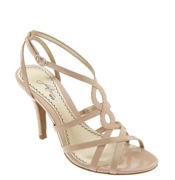 bridesmaid shoe color