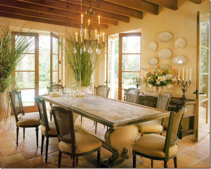 Architect Kirby Mears Of Murphy And Interior Designer Carol Glasser