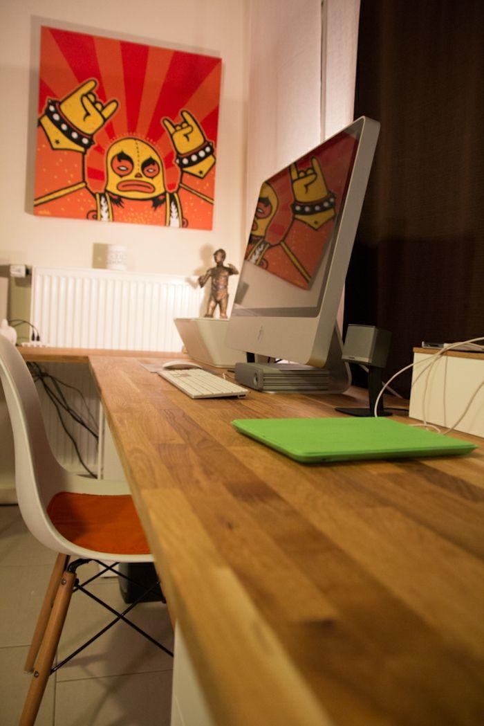 Pc Schreibtisch Selber Bauen 2021