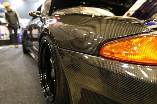 Garage active nissan r32 skyline r32 carbon fiber fender
