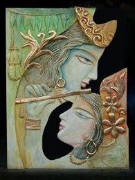 1000 Images About Indian Art On Pinterest Artworks