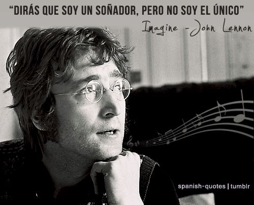 frases de the beatles en español - Buscar con Google