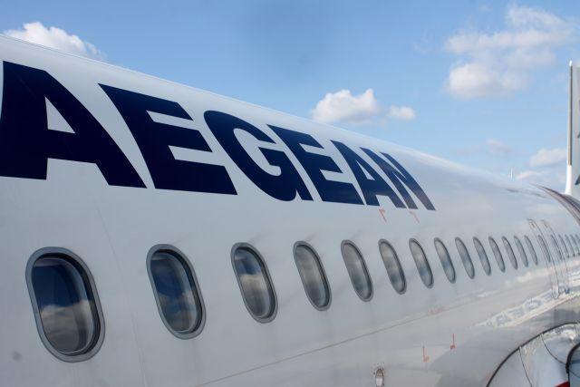 Αυξημένη η επιβατική κίνηση για Aegean/Olympic Air το πρώτο τρίμηνο: Αύξηση 5% παρουσίασε η συνολική επιβατική κίνηση της AEGEAN και της…