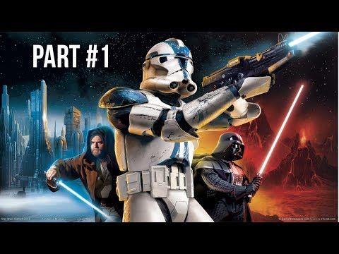 Star Wars Episode 3: Revenge of the Sith (PS2) Walkthrough: Part 2 - An Explosive Development - YouTube