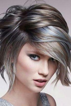 Kısa Küllü Saç Modelleri