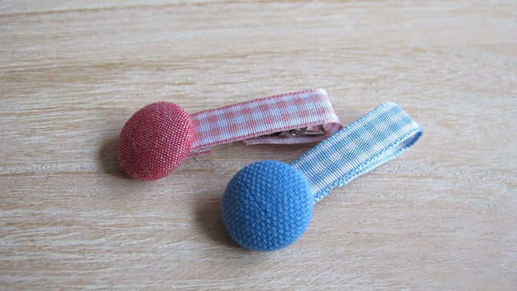 Baby Blue and Baby Pink Clip