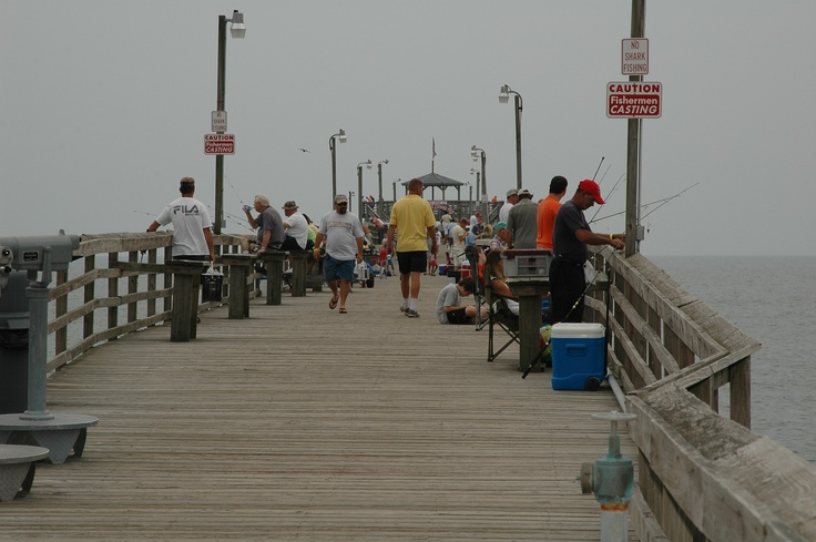 Cherry grove pier in north myrtle beach south carolina for North myrtle beach fishing pier