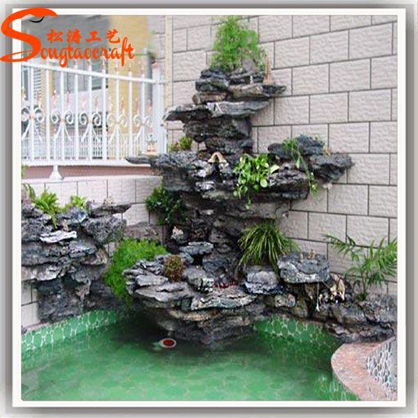 30 Ideas Para Decorar Tu Jardan Con Fuentes Accesorios De Agua Para El Jardin Fuentes De Agua De Jardin Fuentes Para Jardin