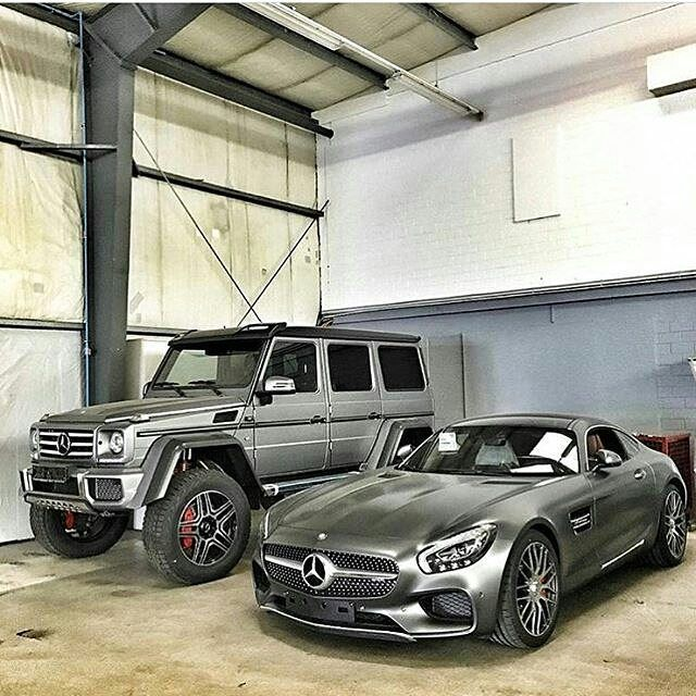 G500 or AMG GT?? • Follow @pogforever • • Photo @senci_ic •…