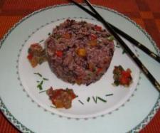 Ricetta insalata di riso esotica pubblicata da wlapappa - Questa ricetta è nella categoria Primi piatti