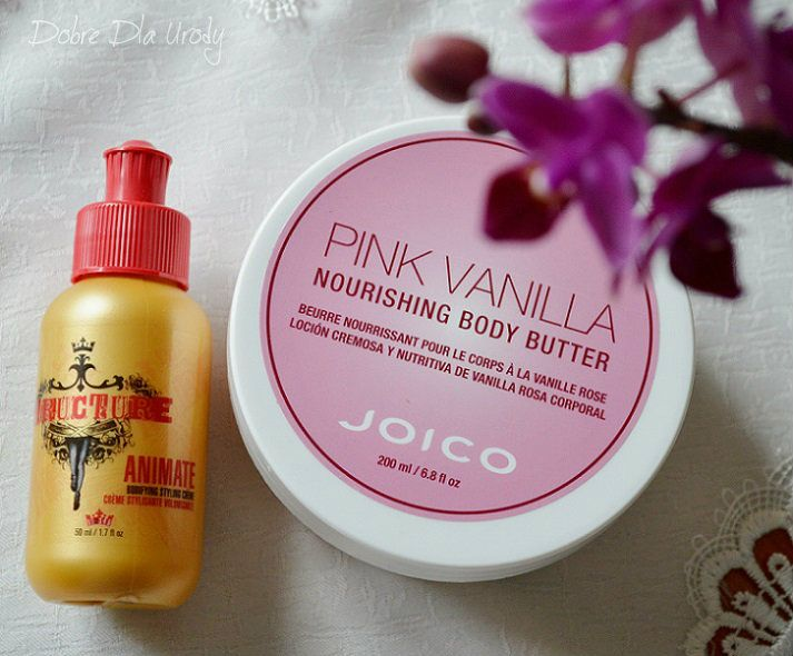 Dobre Dla Urody #pink vanilla #joico #masło do ciała