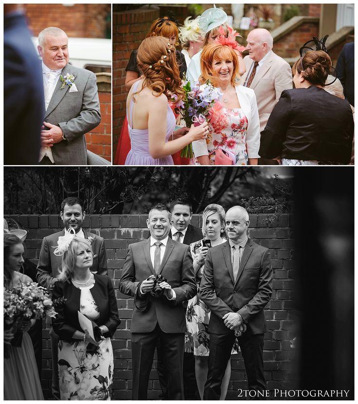 St Aidan's Church Ashington wedding photography North East