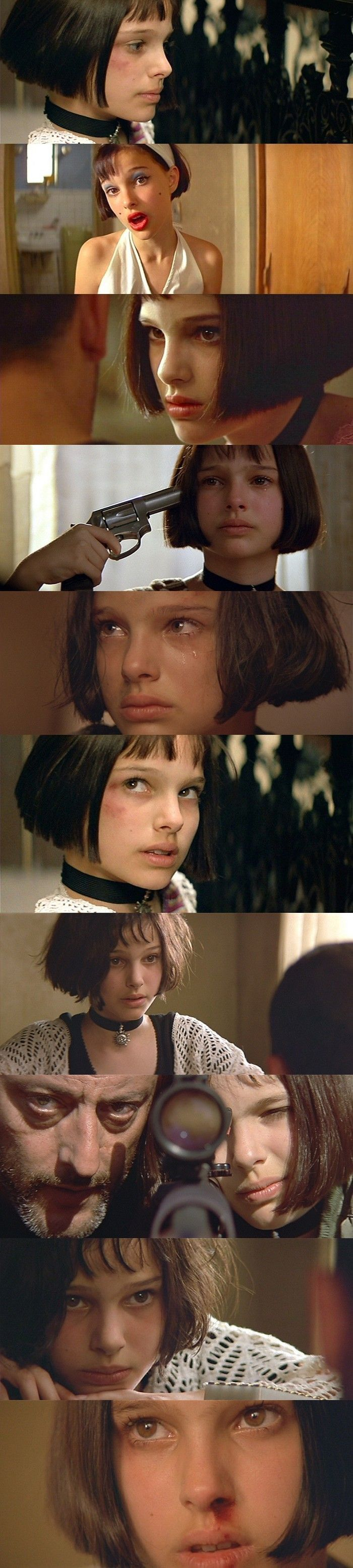 Mathilda exact Replica Choker as seen on Naralie Portman in The Professional by Dizaster In A Halo #mathilda #leontheprofessional #theorofessional #natalieportman #alternativefashion #altstyle #sunnecklace