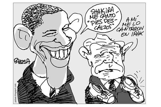 La hora de Obama Publicado 19 de enero de 2009, El Espectador