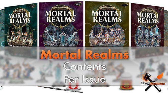 N°2 Colección Mortal Realms Warhammer
