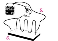 """Battery Powered Science Projects – Make a """"Steady Hand"""" Game. Energizer.com"""