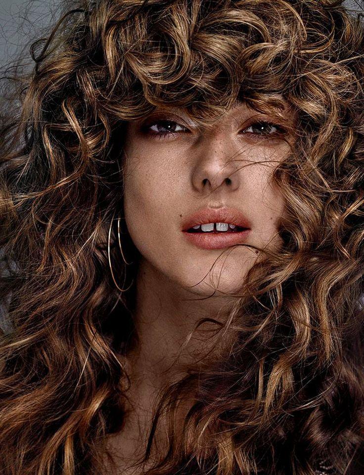 Vogue Spain October 2016 Lone Praesto by Sergi Pons